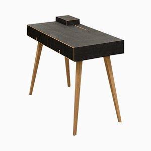 Schreibtisch aus Räuchereiche von Jan Waterston