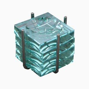 Minimalistische italienische Aschenbecher von Gallotti & Radice, 1970er