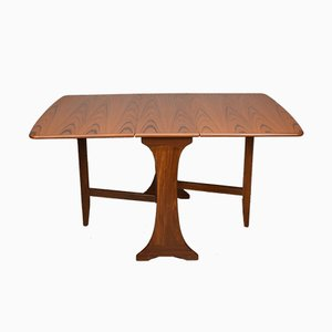 Table de Salle à Manger à Abattant Vintage de G-Plan