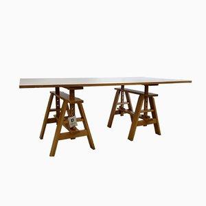 Leonardo Tisch von Achille Castiglioni für Zanotta, 1980er