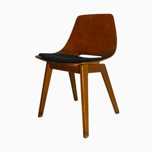 Side Chair by ARP for Steiner, 1950s