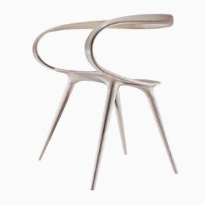 Velo Chair//1 aus Eschenholz von Jan Waterston