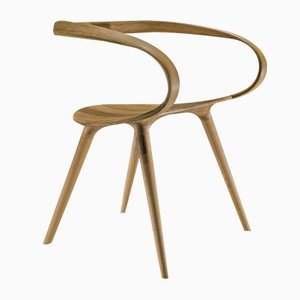 Silla Velo Chair//1 de roble de Jan Waterston