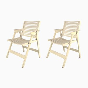 Vintage Rex Chairs by Niko Kralj, Set of 2