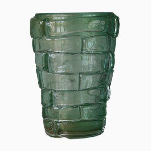 Vase en Verre de Murano par P. Signorella, 2002