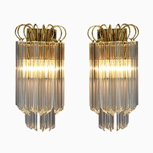 Sconces by Paolo Venini, 1960s, Set of 2