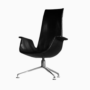 Vintage FK 6725 Tulip Chair von Preben Fabricius & Jørgen Kastholm für Kill International