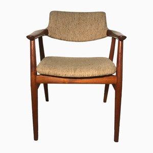 Vintage Armlehnstuhl aus Teak von Svend Age Eriksen für Glostrup