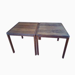 Tavolini Florida di Folke Ohlsson per Tingströms, anni '60, set di 2