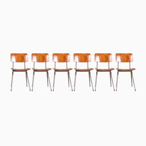 Result Chairs by Friso Kramer for Marko, 1960s, Set of 6