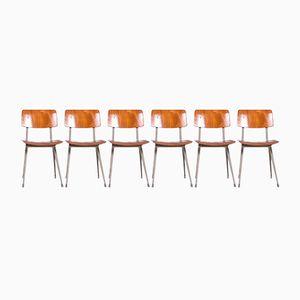 Result Stühle von Friso Kramer für Marko, 1960er, 6er Set