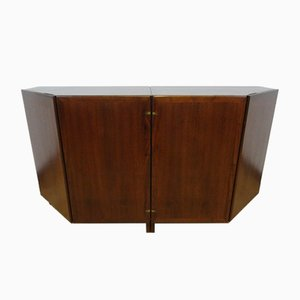 Italian MB48 Sideboard by Franco Albini for Poggi, 1960s