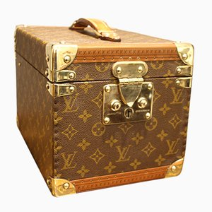Vintage Train Case from Louis Vuitton