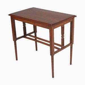 Tavolino antico di Josef Hoffmann per Wiener Werkstatte