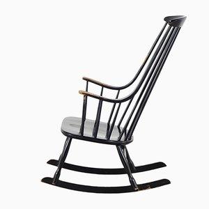 Rocking Chair Bohem 2402 par Lena Larsson pour Nesto, 1960s