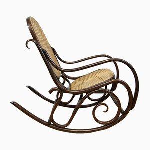 Rocking Chair Viennois, 1940s