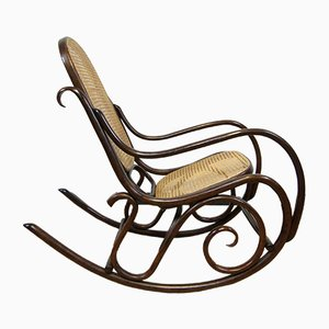 Viennese Rocking Chair, 1940s
