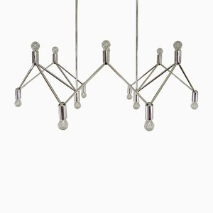 14-Light Chandelier, 1960s