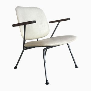 Mid-Century Easy Chair by W.H. Gispen for Kembo, 1950s