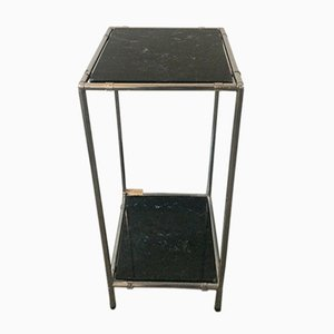 Vintage Bauhaus Style Side Table