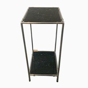 Vintage Bauhaus Style Side Table