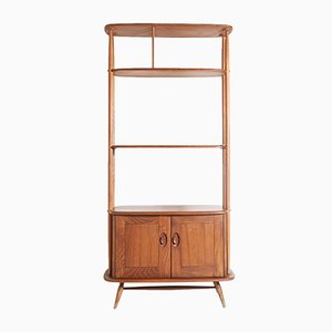 Vintage Bookcase Shelf by Lucian Ercolani for Ercol