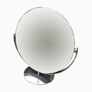 Espejo de mesa vintage grande
