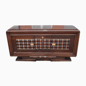 Oak Sideboard by Charles Dudouyt, 1940s