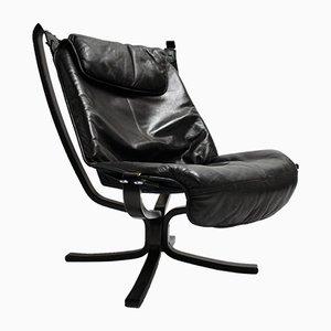 Falcon Chair von Sigurd Ressel für Vatne Møbler, 1970er