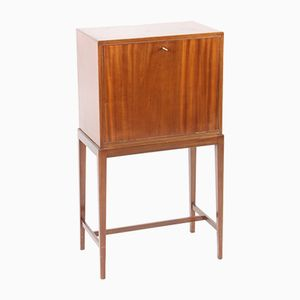 Vintage Bar Cabinet by Frits Henningsen, 1950s