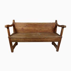 Antike spanische Sitzbank