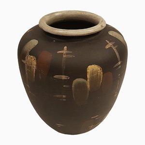 Vintage Keramikvase, 1950er