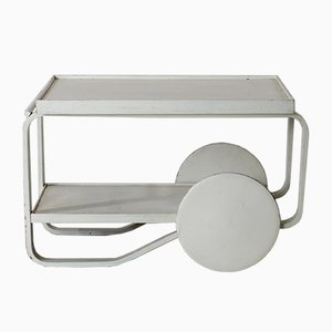 Model 901 Tea Trolley by Alvar Aalto for Artek, 1930s