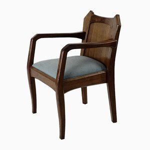 Anthroposophical Easy Chair, 1920s