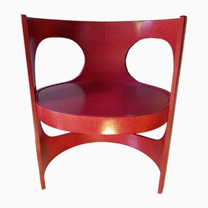 Sedia Preprop di Arne Jacobsen per Asko, anni '70