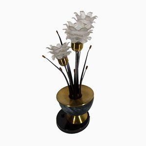 Vintage Tulip Table Lamp