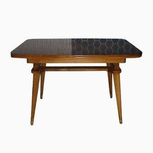 Tavolo allungabile e regolabile di Kondor, anni '60