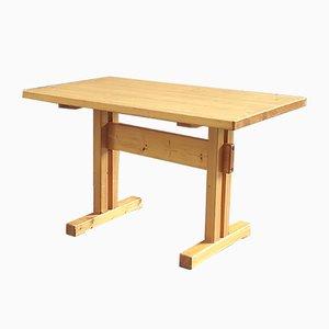 Tavolo Les Arcs di Charlotte Perriand, anni '60
