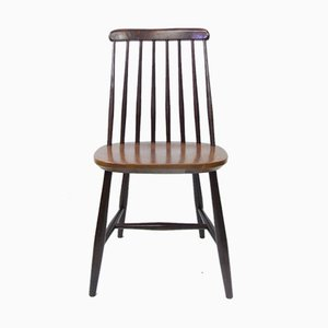 Swedish Slat-Back Chair from Nesto, 1960s