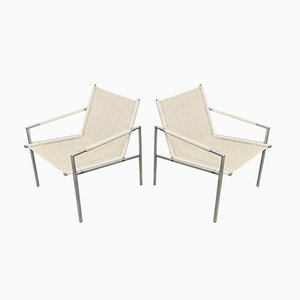 SZ01 Lounge Chairs by Martin Visser for 't Spectrum, 1960s, Set of 2
