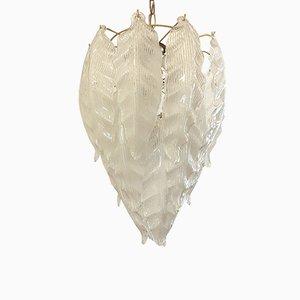 Moderner Vintage Kronleuchter aus Muranoglas