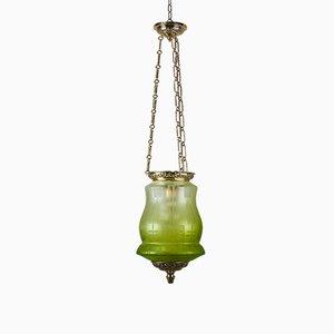 Lampada Jugendstil, inizio XX secolo