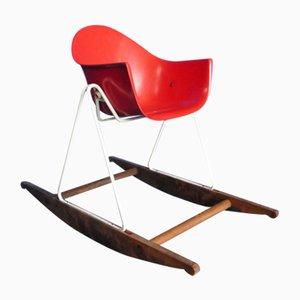 Children's Rocking Chair by Walter Papst for Wilkhahn, 1950s