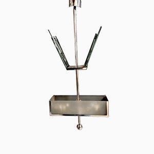 Lampe à Suspension Bateau Vintage, 1930s