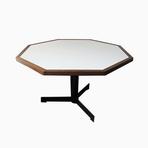 Octagonal Dining Table by Martin Visser for 't Spectrum, 1960s