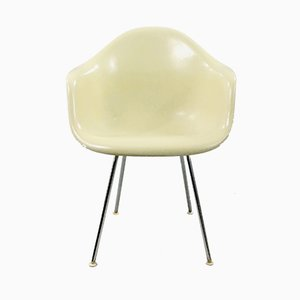 Silla DAX vintage de Charles & Ray Eames para Herman Miller