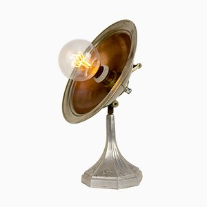 Art Deco Space Heater Table Lamp