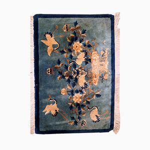 Chinesischer Vintage Teppich, 1930er
