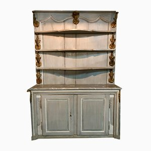 Large Antique Kitchen Buffet