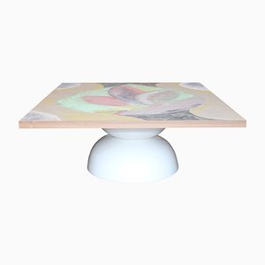 MM2 Coffee Table by Mascia Meccani for Meccani Design